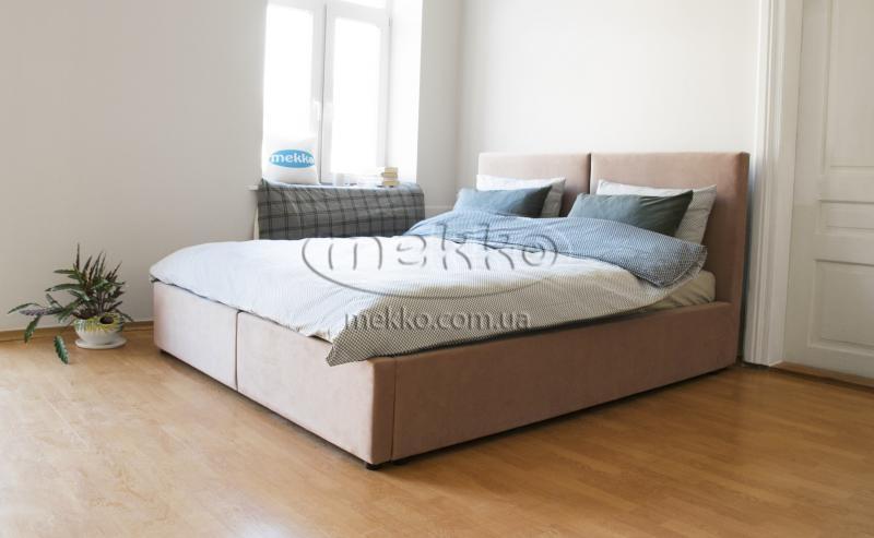 М'яке ліжко Enzo (Ензо) фабрика Мекко  Червонозаводське