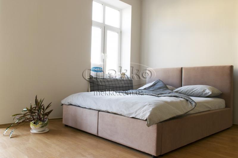М'яке ліжко Enzo (Ензо) фабрика Мекко  Червонозаводське-3