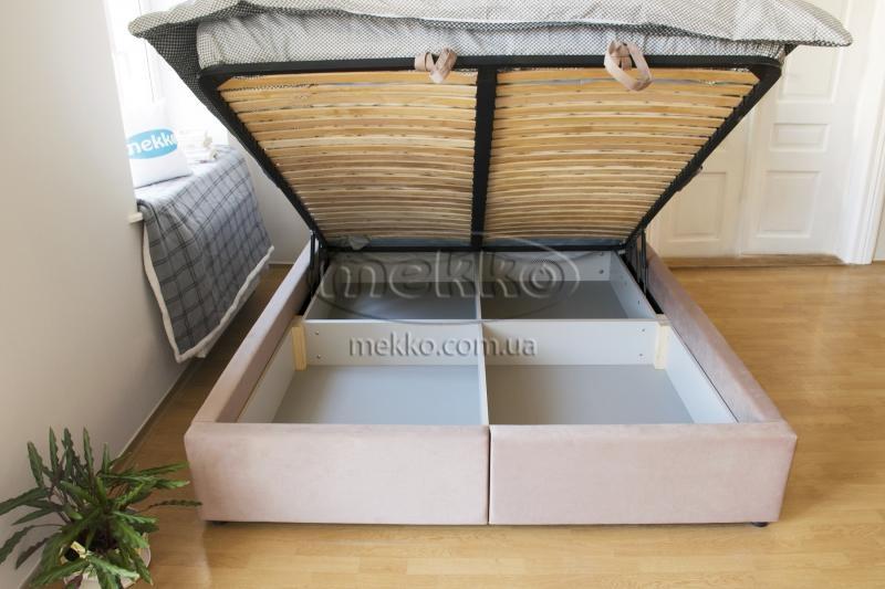 М'яке ліжко Enzo (Ензо) фабрика Мекко  Червонозаводське-5