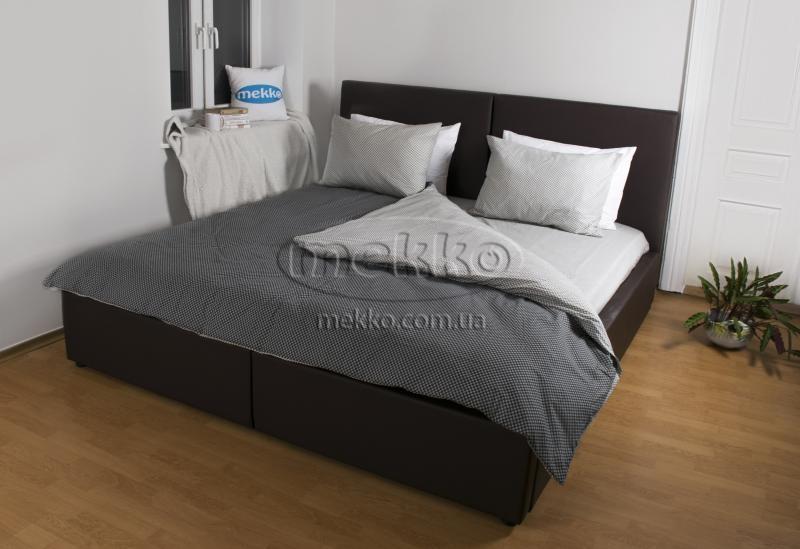 М'яке ліжко Enzo (Ензо) фабрика Мекко  Червонозаводське-9