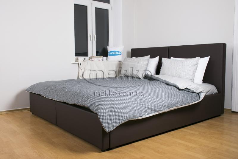 М'яке ліжко Enzo (Ензо) фабрика Мекко  Червонозаводське-7