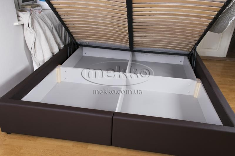 М'яке ліжко Enzo (Ензо) фабрика Мекко  Червонозаводське-11