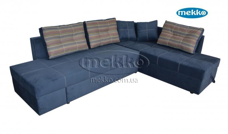Кутовий диван з поворотним механізмом (Mercury) Меркурій ф-ка Мекко (Ортопедичний) - 3000*2150мм  Червонозаводське-13