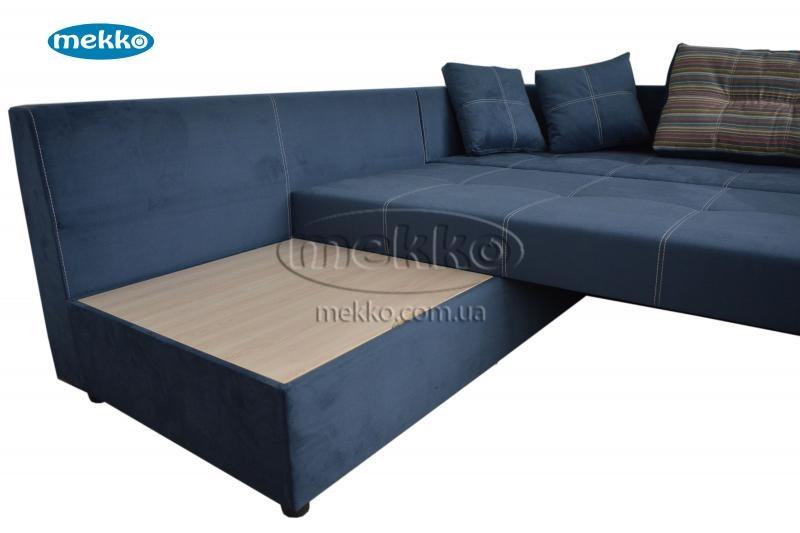 Кутовий диван з поворотним механізмом (Mercury) Меркурій ф-ка Мекко (Ортопедичний) - 3000*2150мм  Червонозаводське-17