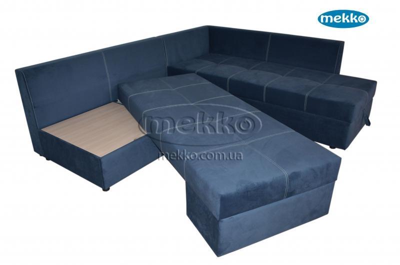 Кутовий диван з поворотним механізмом (Mercury) Меркурій ф-ка Мекко (Ортопедичний) - 3000*2150мм  Червонозаводське-15