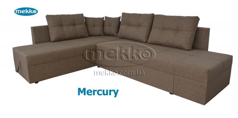 Кутовий диван з поворотним механізмом (Mercury) Меркурій ф-ка Мекко (Ортопедичний) - 3000*2150мм  Червонозаводське-12